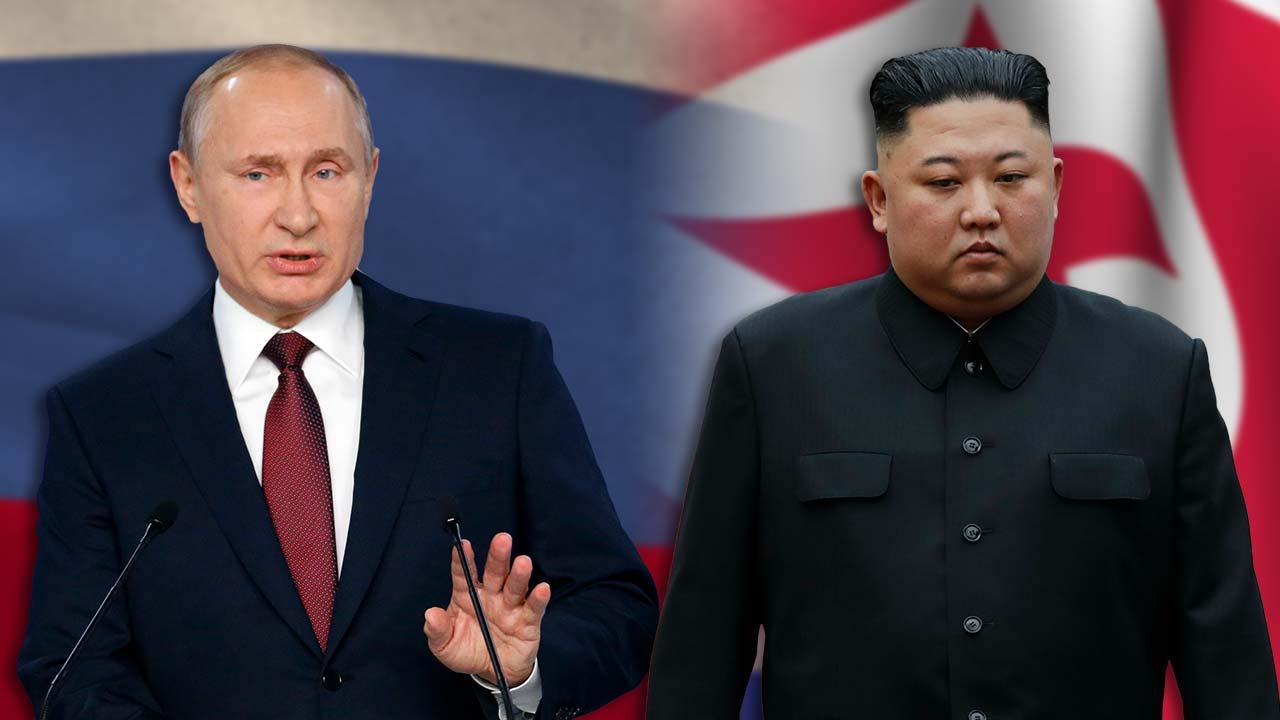 Vladmir Putin, Kim Jong-un