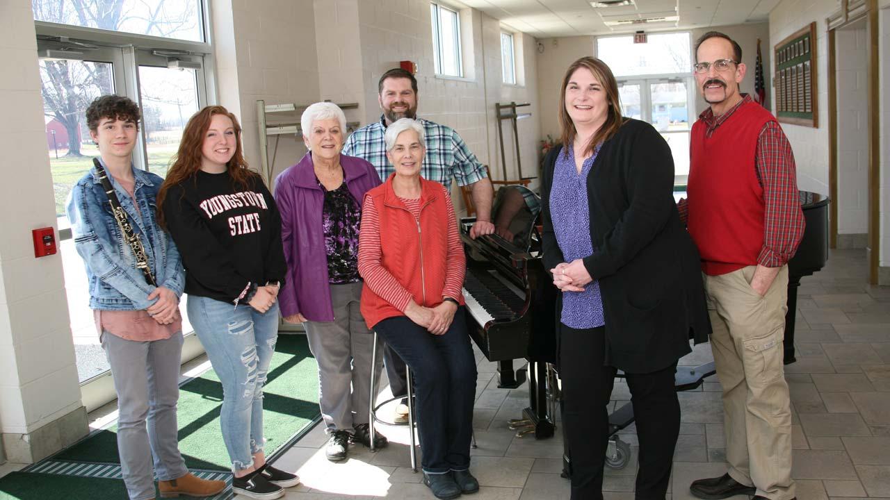 West Branch awarded for music program