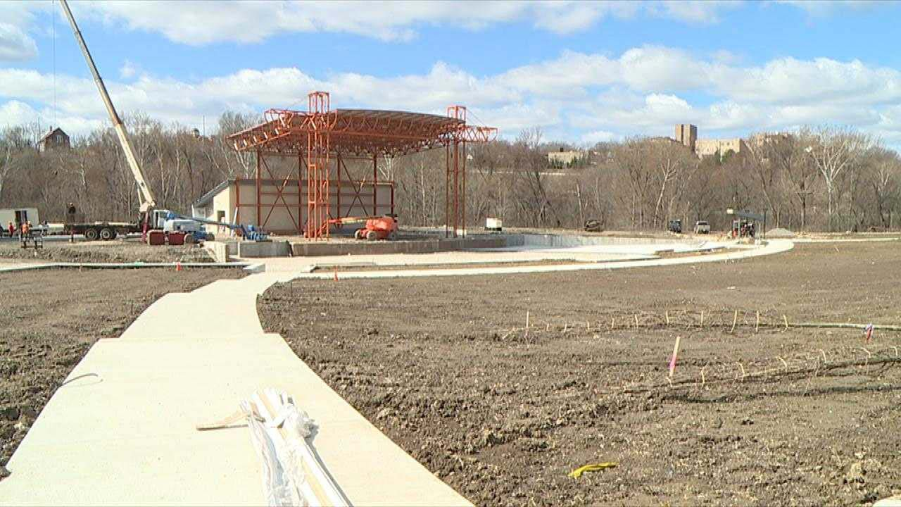 Youngstown Amphitheater Project
