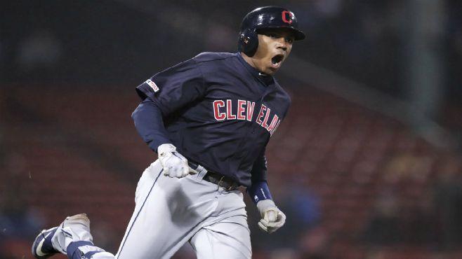 Greg Allen Cleveland Indians