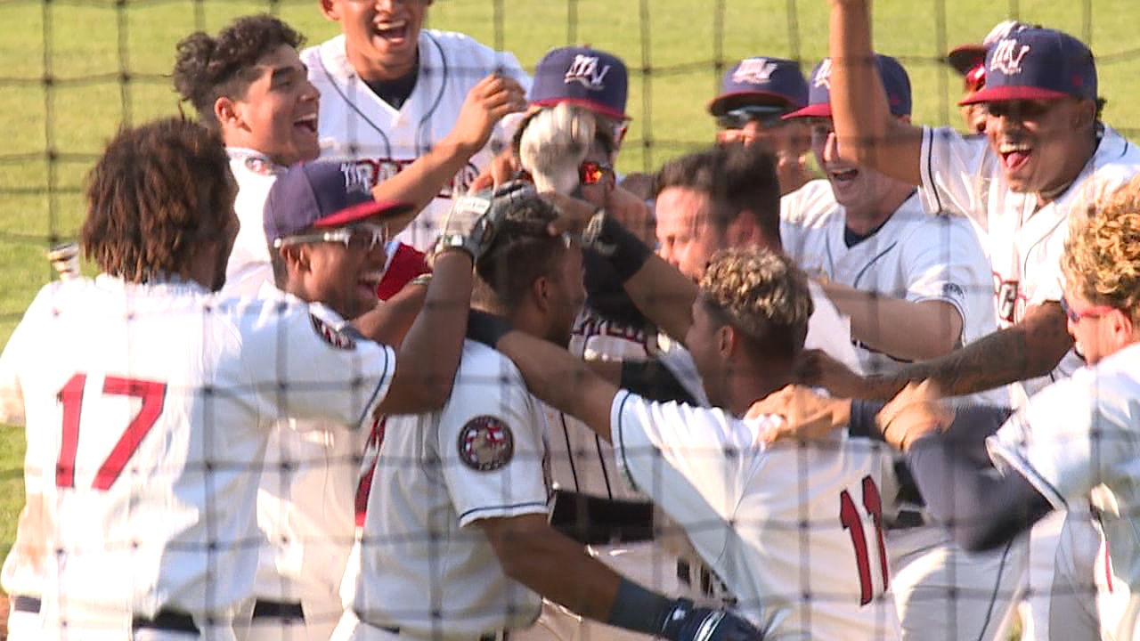 Walk it Off! Scrappers earn walk-off win over Doubledays for series win
