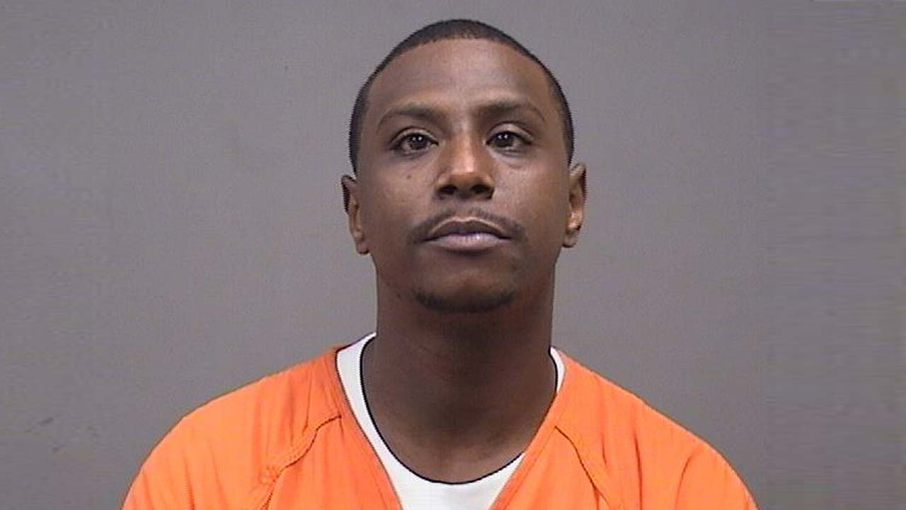 Andre Earvin is accused of robbing Home Savings and Loan in Youngstown.