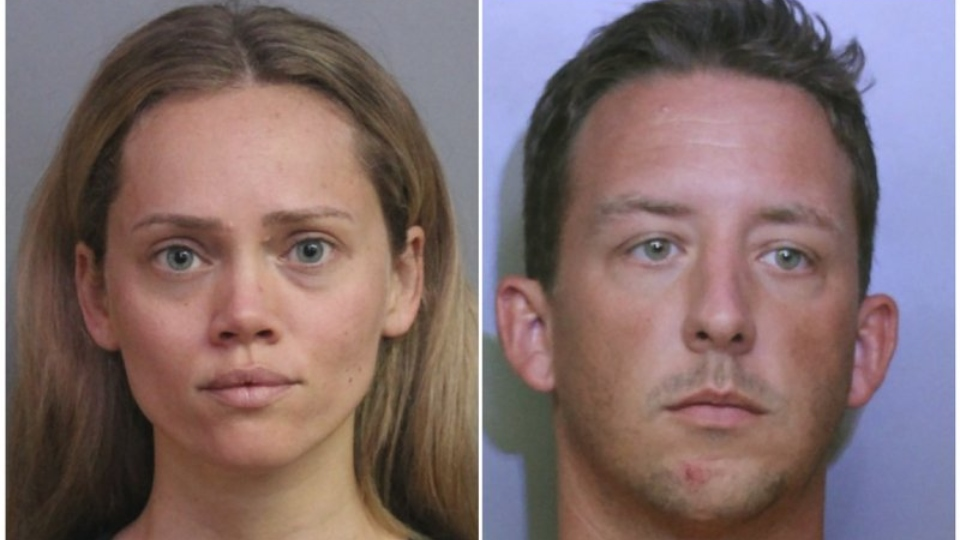 Courtney Irby, Joseph Irby, Fla. AP
