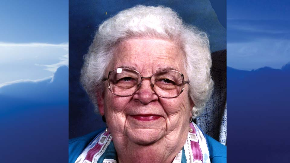 Gladys Marshall Stich Faull, Ellwood City, Pennsylvania - obit