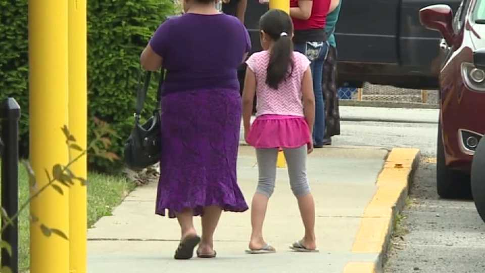 Guatemalan immigrants in Salem, ICE raid