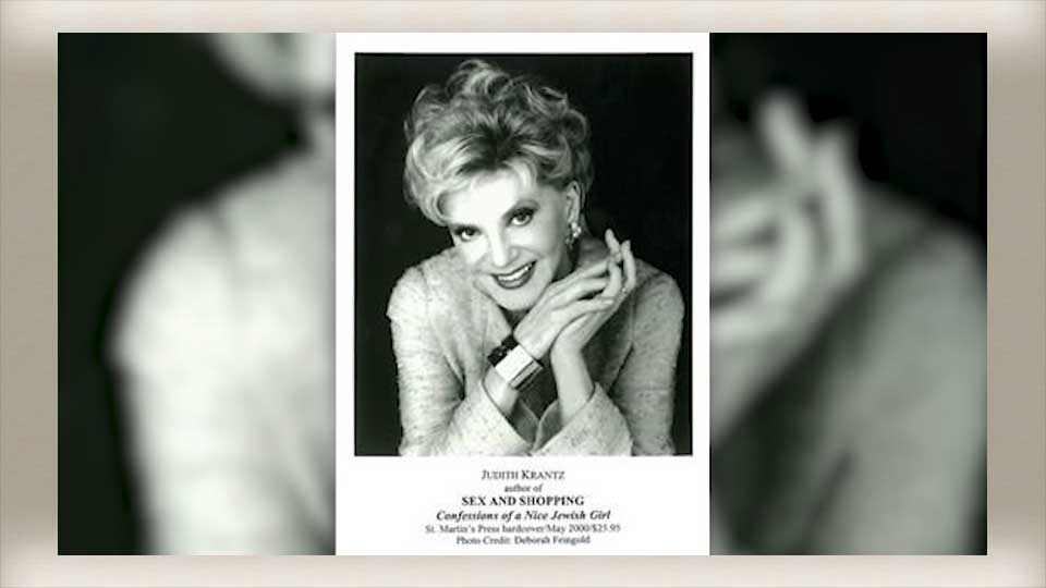 Best-selling romance author Judith Krantz died of natural causes Saturday at age 91.