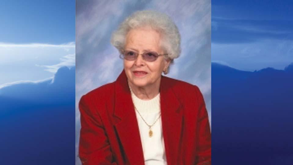 Mary Lee Krauss, Champion, Ohio - obit