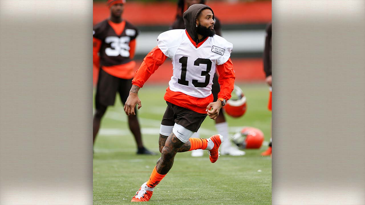 Cleveland Browns wide receiver Odell Beckham, Jr.