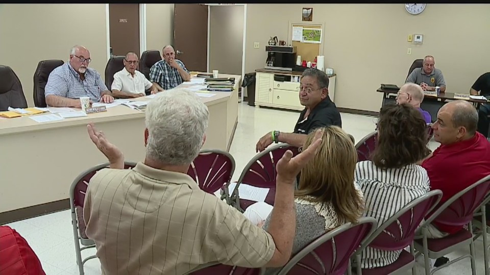 Springfield Twp. gun concerns meeting