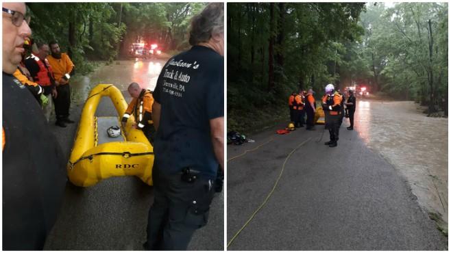 West Salem water rescue1