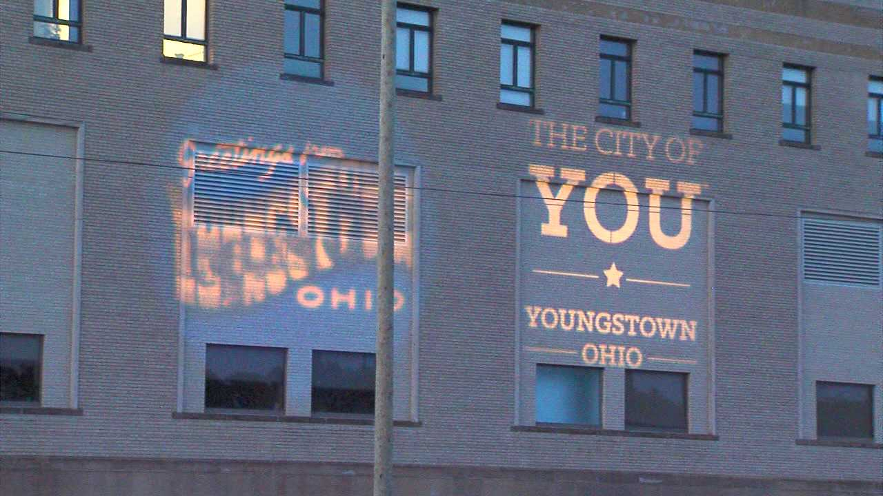 Huntington Bank Community Alley, Youngstown
