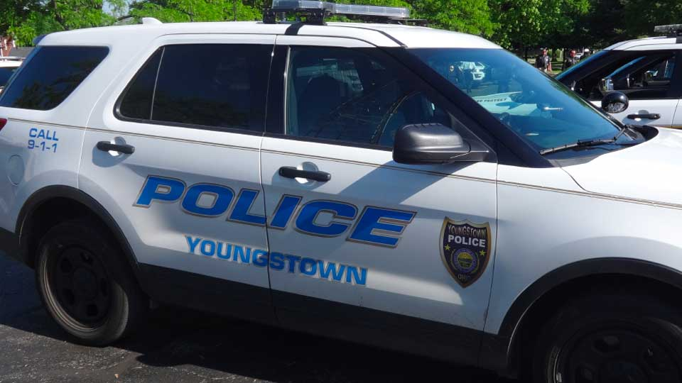 Police car generic - Youngstown Police Department