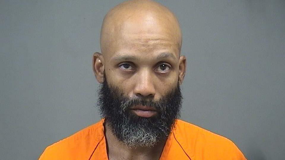 Keith Burley, suspect in deadly stabbing in New Castle, Pennsylvania.