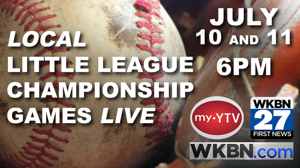 Little League Baseball championship games to air live on