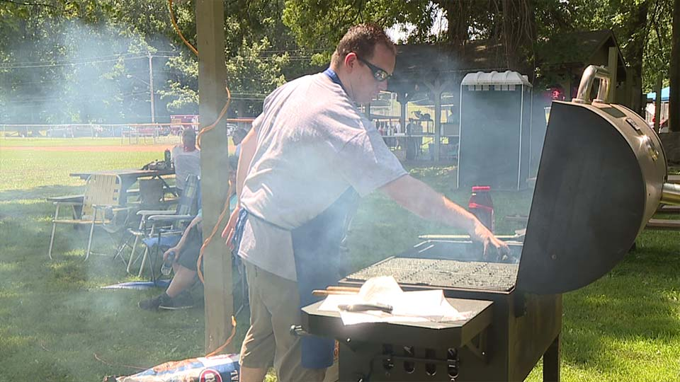 Sebring's Park and Recreation's Fourth of July celebration.