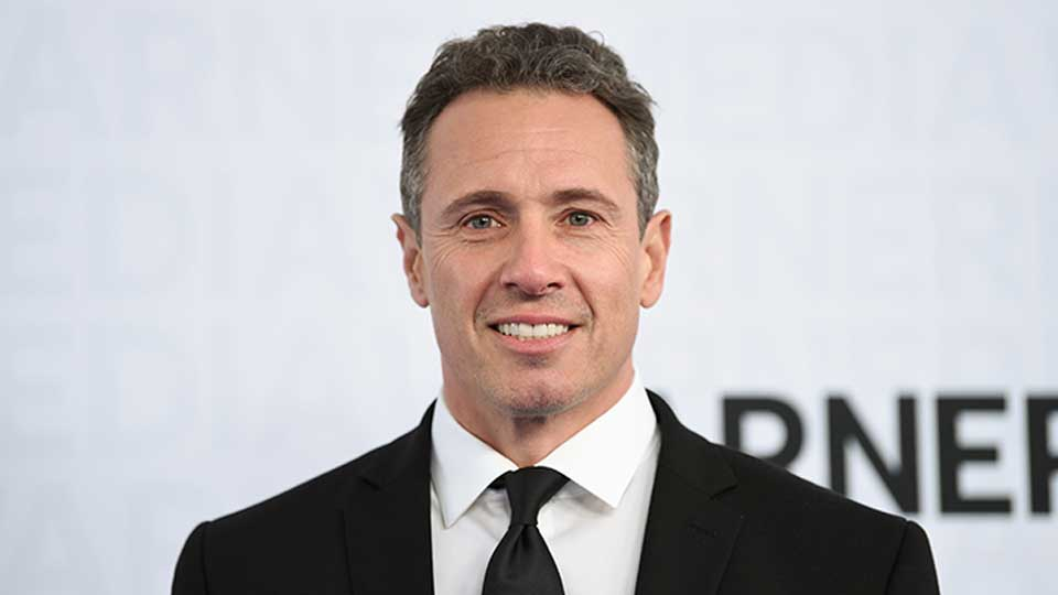 CNN news anchor Chris Cuomo attends the WarnerMedia Upfront at Madison Square Garden on Wednesday, May 15, 2019, in New York