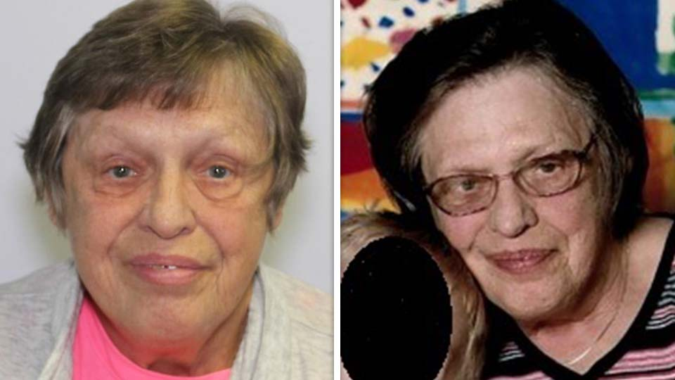 Myrtle Hrehor, missing woman from Austintown, Ohio.