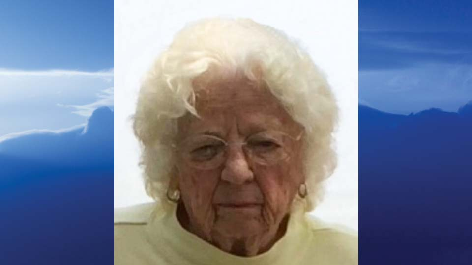 Clara Belle Marshall Baker, Columbiana Ohio-obit