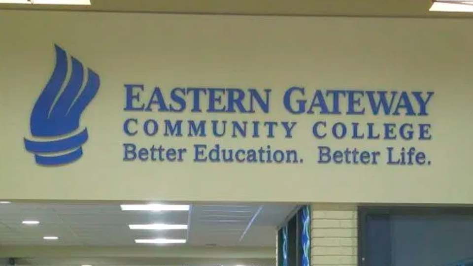 Eastern Gateway Community College.