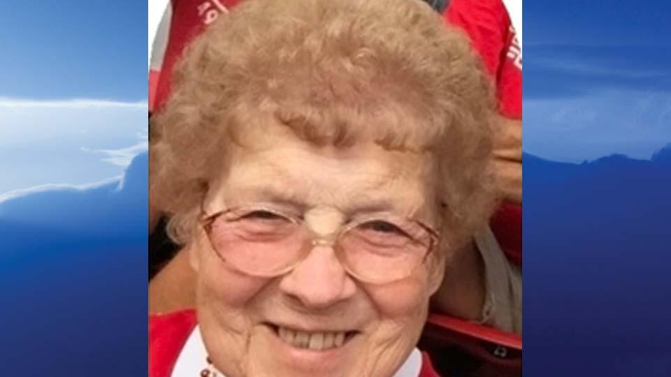 Frances Viola Dunlap, Newton Falls, Ohio - obit