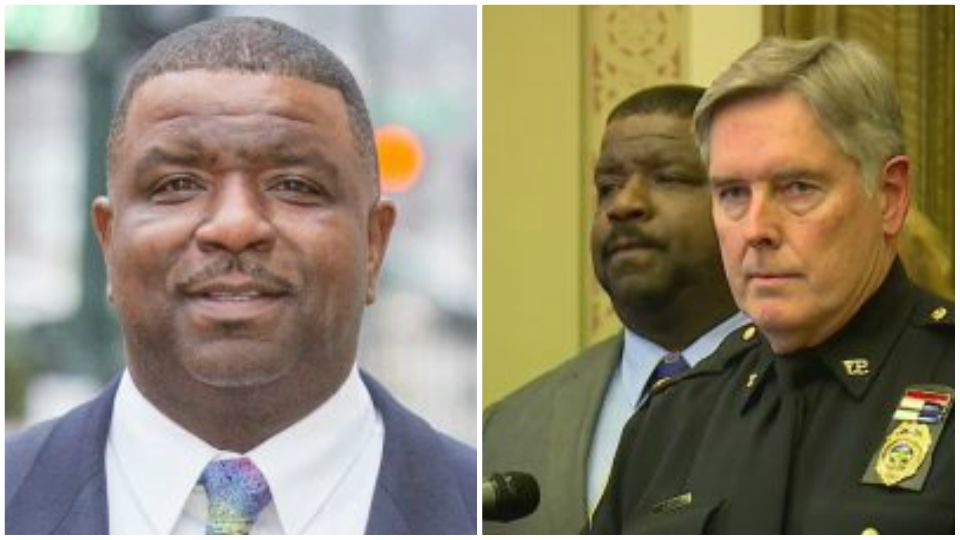 Mayor Tito Brown and Police Chief Robin Lees will travel to Columbus to talk about gun legislation.