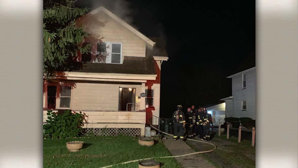 387 First Street Fire