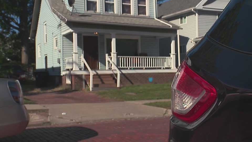 Cleveland police are investigating after shots fired into a home killed a sleeping 6-year-old girl.