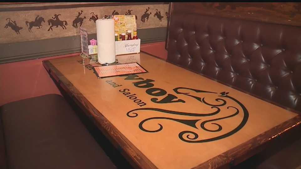 El Cowboy Mexican restaurant in Austintown