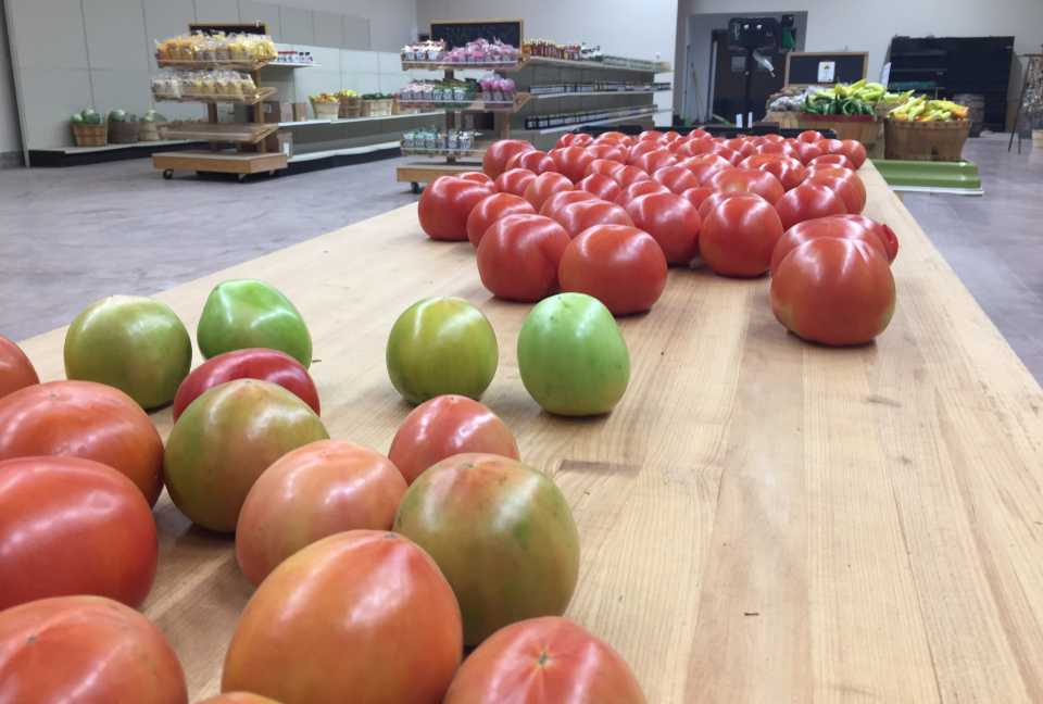 Angiuli Farm Market reopens after fire with a two day open house