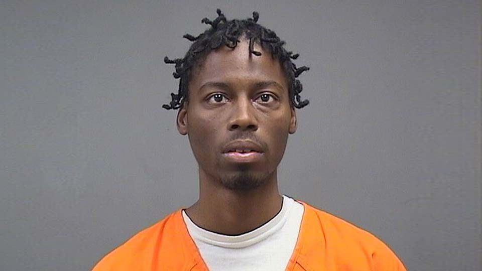 Brian Donlow, indicted on an aggravated murder charge for a Youngstown shooting.