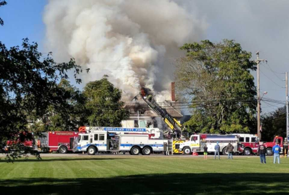 Bristol Inn Fire