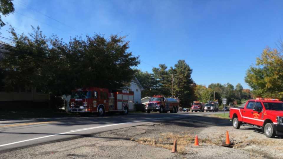 Bristol Inn Fire in Bristolville