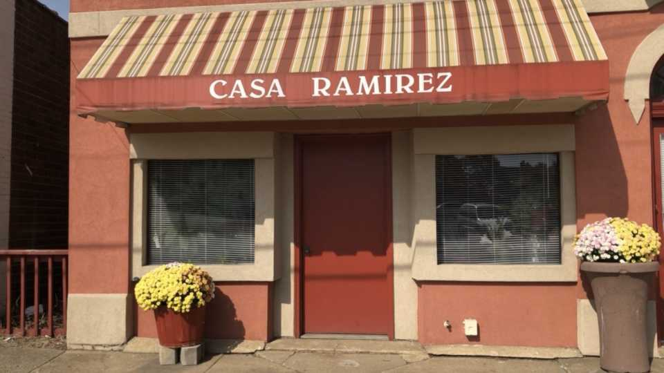 Casa Ramirez, Youngstown, Ohio