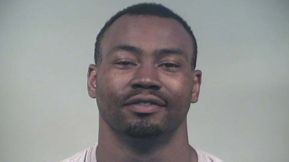 Eric Shannon, charged with public indecency in Warren, Ohio.