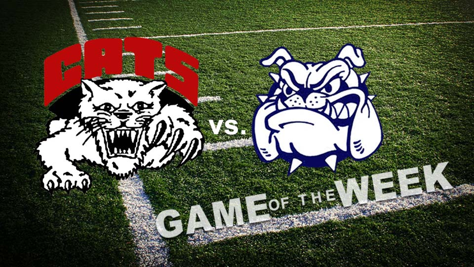 Struthers Wildcats vs. Poland Bulldogs High School Football Game of the Week