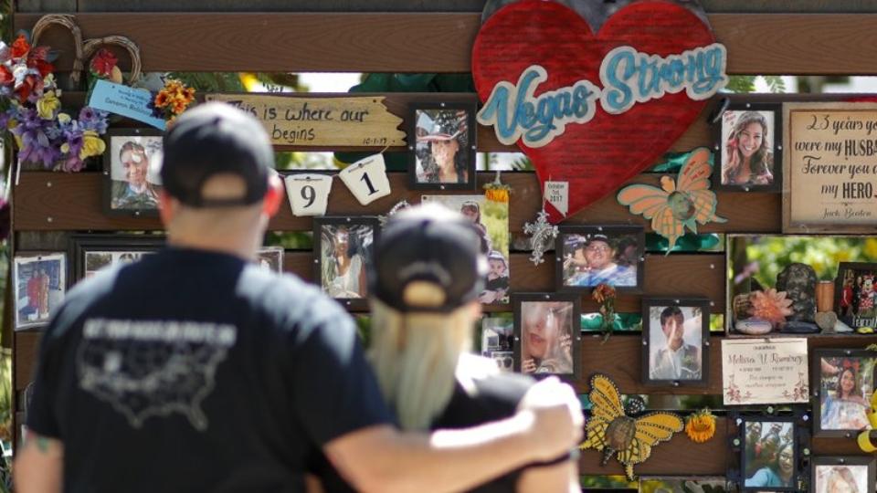 Vegas shooting settlement