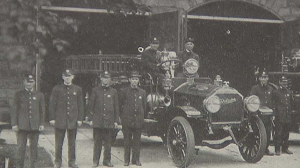 Youngstown Fire Station No. 7