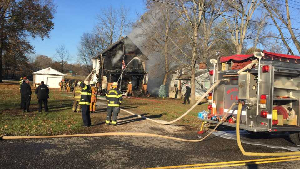 house fire warren township nov. 17
