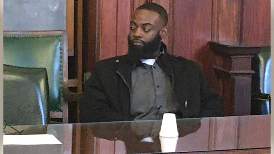The son of Youngstown's former police chief was sentenced to five years in prison in an apparent road-rage shooting in the city.