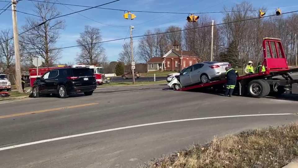 Poland car crash