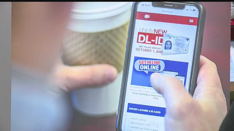 Get In Line, Online BMV system in Ohio