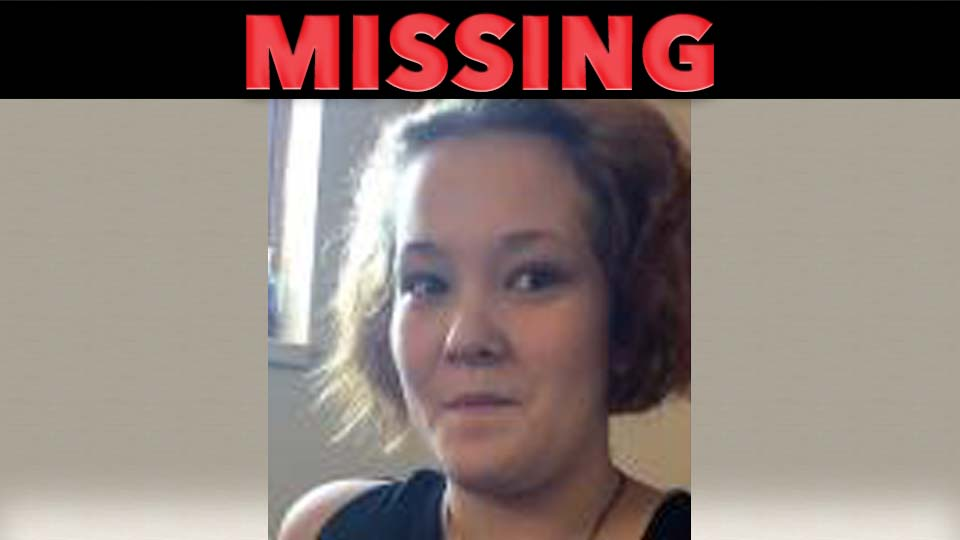 Chloe Bowersock was reported missing out of Youngstown.