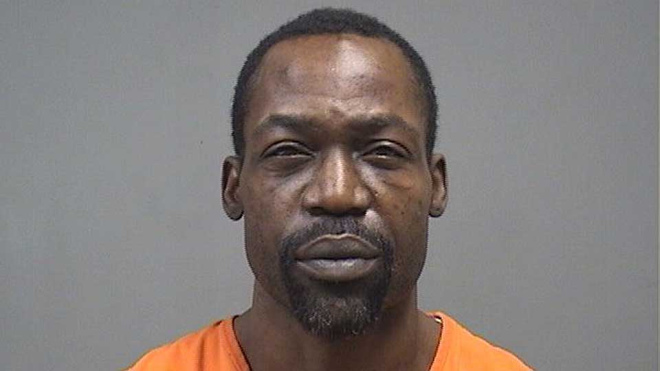 Edthaniel Tarver, of Samuel Street, is charged with domestic violence after he was arrested by police about 11:45 p.m. Thursday at his home.