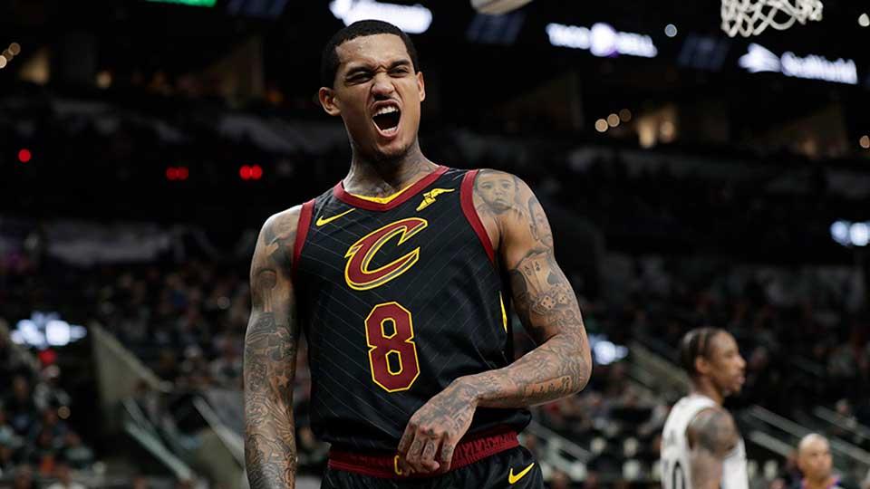 Cleveland Basketball Team >> Done Deal Cavs Trade Jordan Clarkson To Jazz Wkbn Com