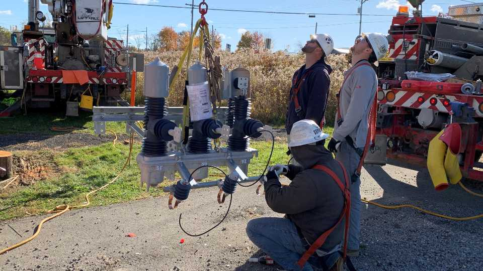 PennPower updates electric system in Mercer County