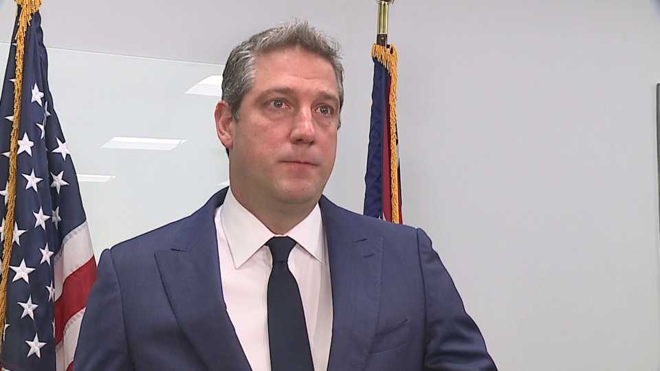 Tim Ryan discusses impeachment