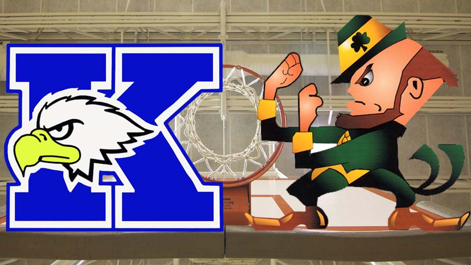 Warren JFK vs Ursuline Basketball
