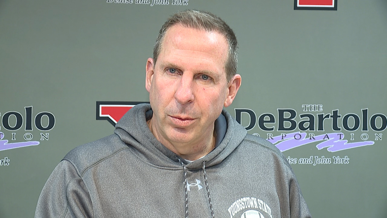 ysu head coach bo pelini talks about recruiting class