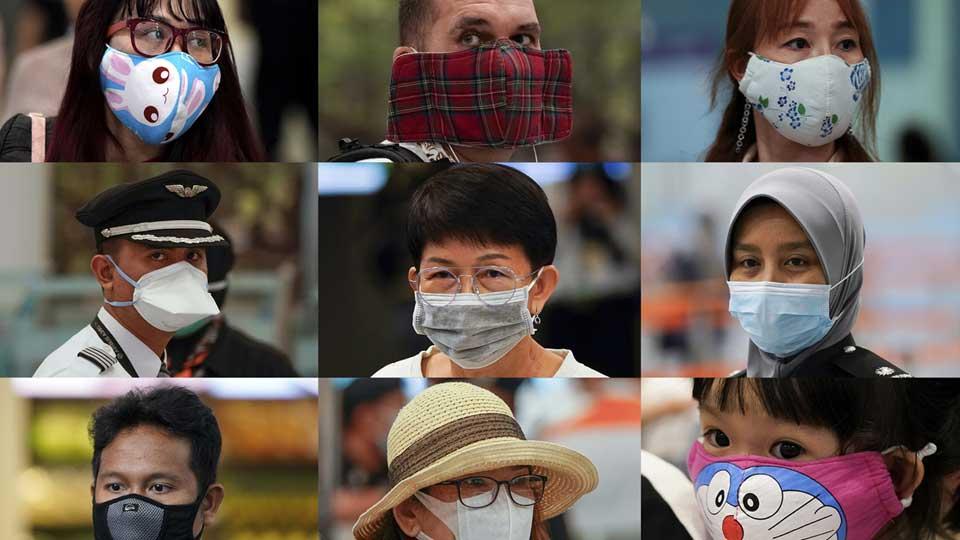 China coronavirus outbreak safety masks
