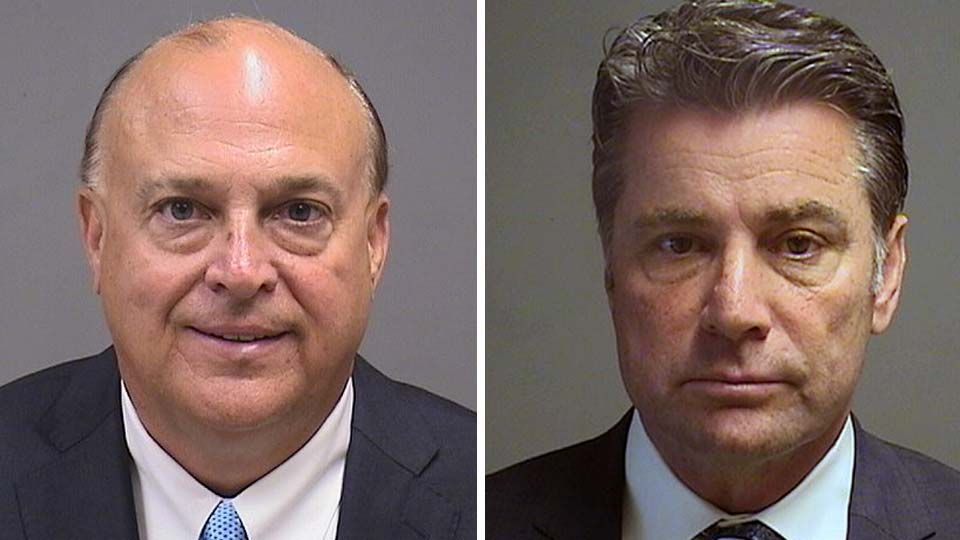 Dave Bozanich and Dominic Marchionda facing corruption charges in Youngstown